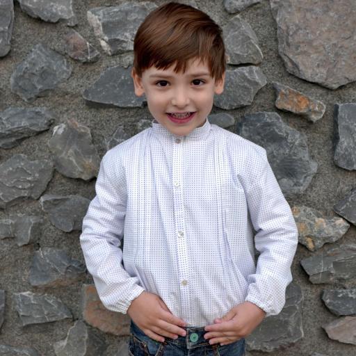 Camisa niño mod. Gabriel [1]