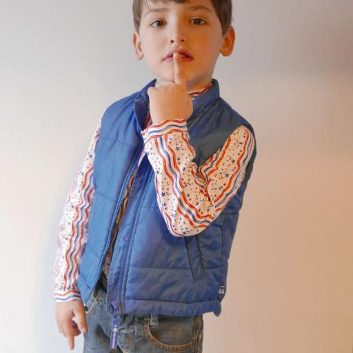Camisa Niño mod. Walker [3]