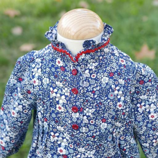 Blusa y Vestido para Niña [1]
