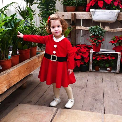 Vestido niña NAVIDAD mod. Sophia PDF [3]