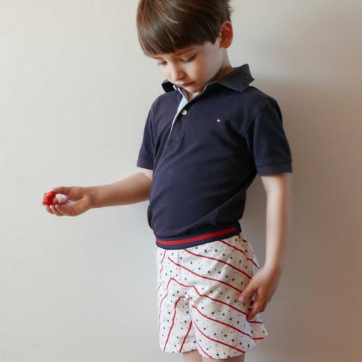 Pantalón Corto 5 años mod. Walker [1]