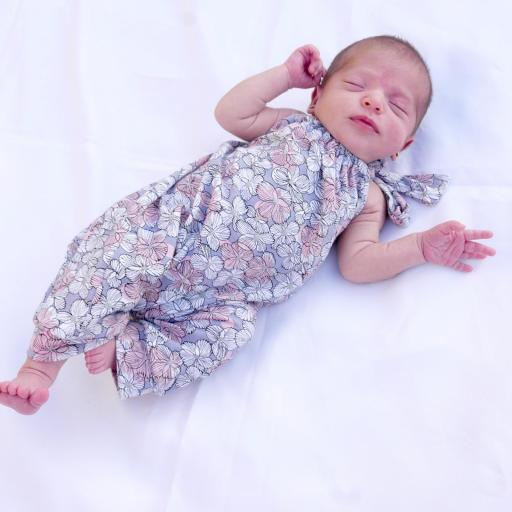 Ranita Harem bebé y niña [3]