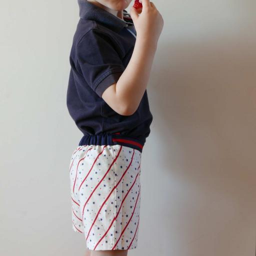 Pantalón Corto 5 años mod. Walker [3]