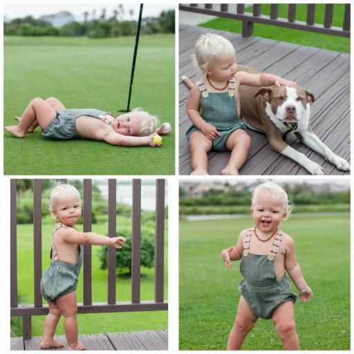 Ranita Bebés Little Boy [1]