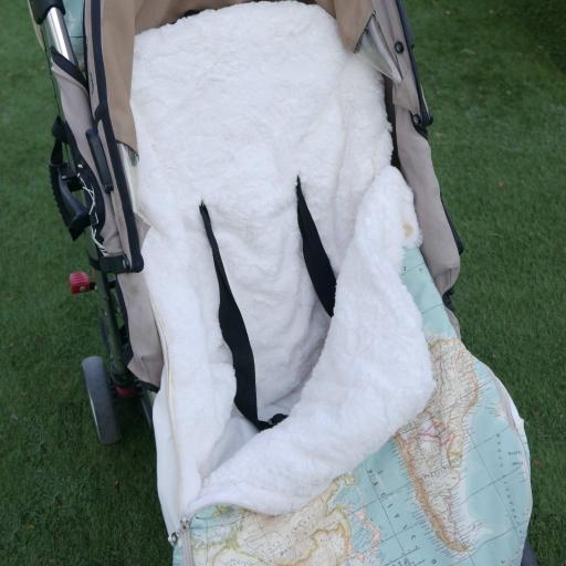 Saco universal  carrito bebé y Bolso [1]