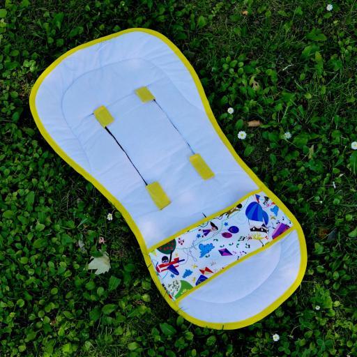 Colchoneta para sillas Bugaboo [2]