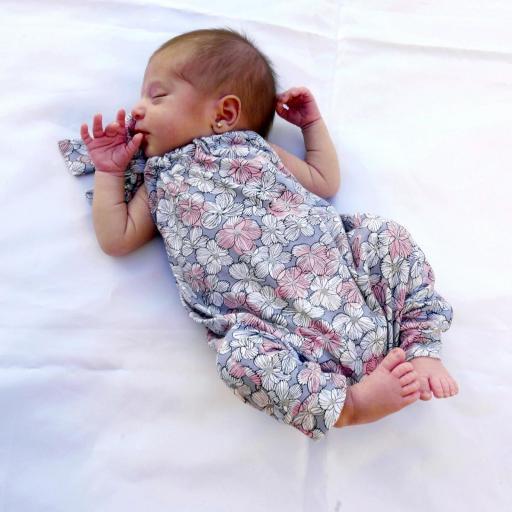 Ranita Harem bebé y niña [1]
