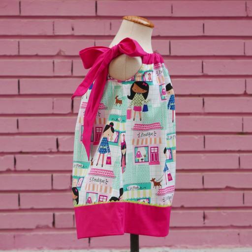 Vestido Niña Pillowcase [3]