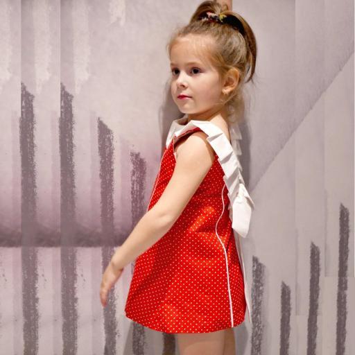 Vestido Niña con Lazo [2]