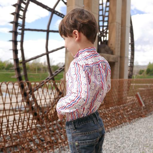 Camisa niño Walker Talla 5 [3]