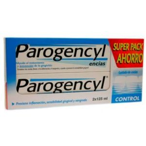 Parogencyl Pasta Control 2 x 125 mL