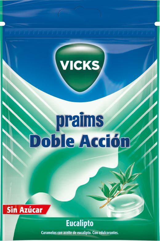 VICKS Praims Doble Acción 72gr