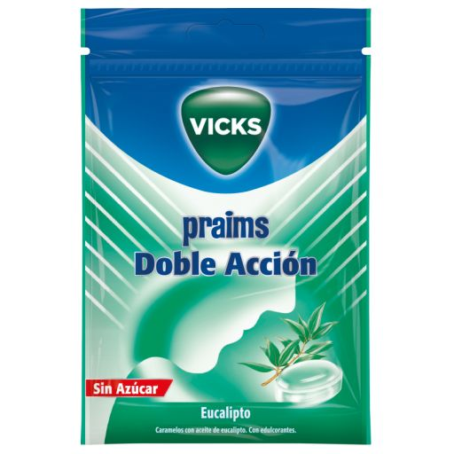 VICKS Praims Doble Acción 72gr