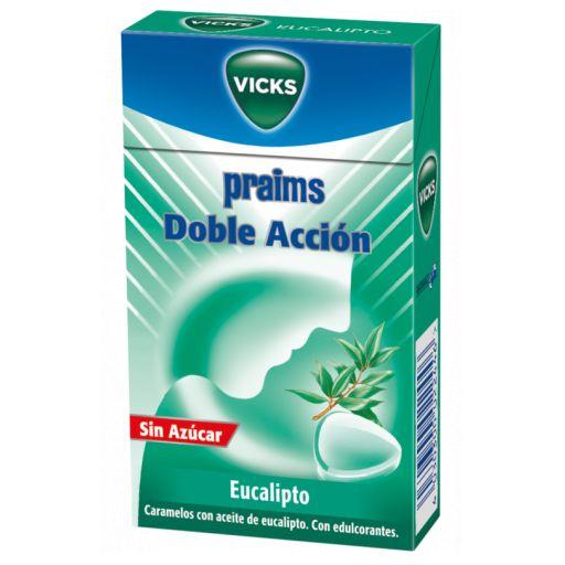 VICKS Praims Doble Acción 40gr