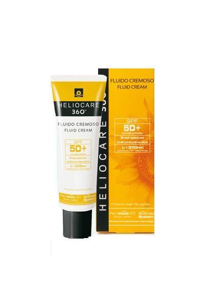 Heliocare 360º SPF 50 Fluid Cream 50 mL