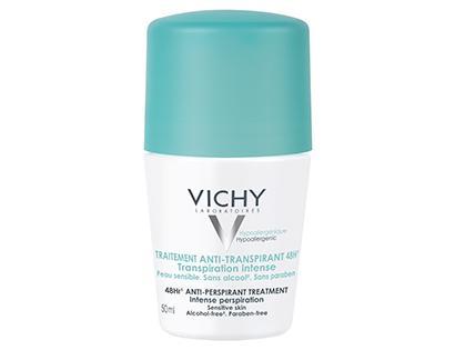 Vichy Desodorante roll on Antitranspirante 48 horas 50 mL