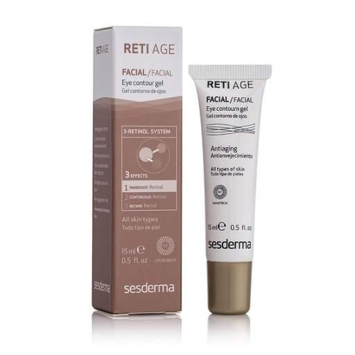 Sesderma Reti Age Contorno de Ojos antienvejecimiento 15 mL [0]