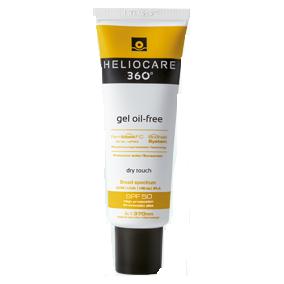 Heliocare 360º SPF 50 Gel Oil Free 50 mL