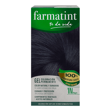 Farmatint Gel 1N Negro