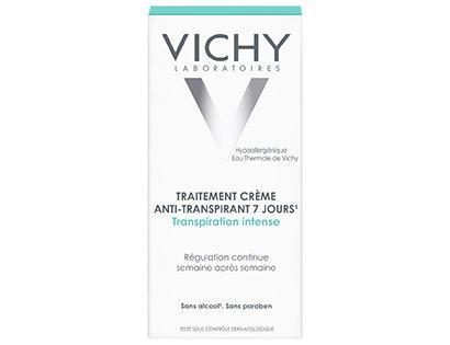 Vichy Desodorante Crema Anti-transpirante 7 días 30 mL