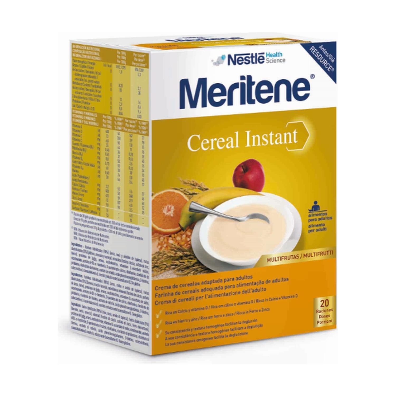 Meritene Cereal Instant Multifrutas 600gr