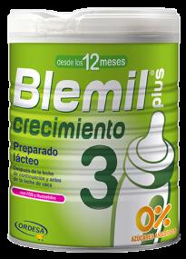 Blemil Plus 3 Crecimiento 800 gramos