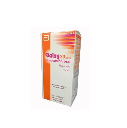 DALSY 20 MG/ML SUSPENSION ORAL 150 ML
