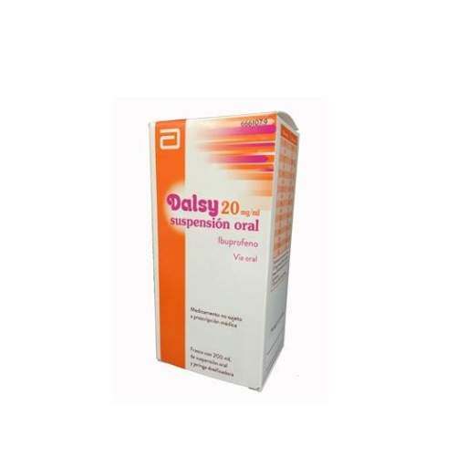 DALSY 20 MG/ML SUSPENSION ORAL 150 ML [0]