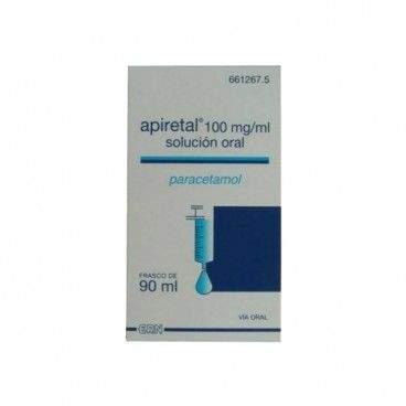 APIRETAL 100 MG/ML SOLUCION ORAL 90 ML [0]