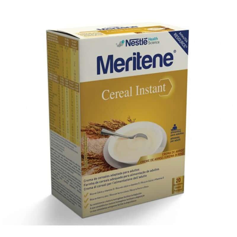 Meritene Cereal Instant Crema de Arroz 600gr