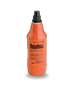 BETADINE 4% SOLUCION TOPICA JABONOSA 500 ML