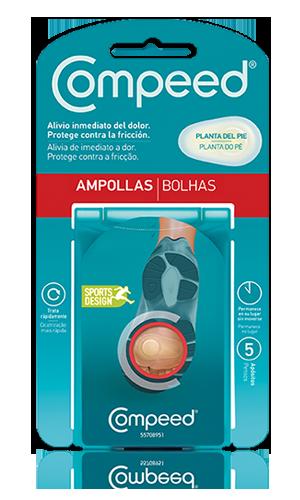 Compeed Ampollas Planta del Pie 5 apósitos