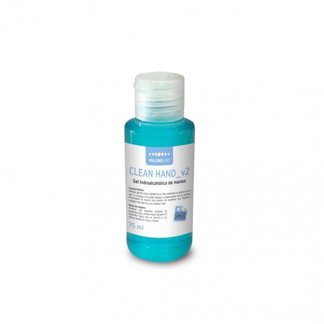Gel Hidroalcohólico con Aloe 75 mL