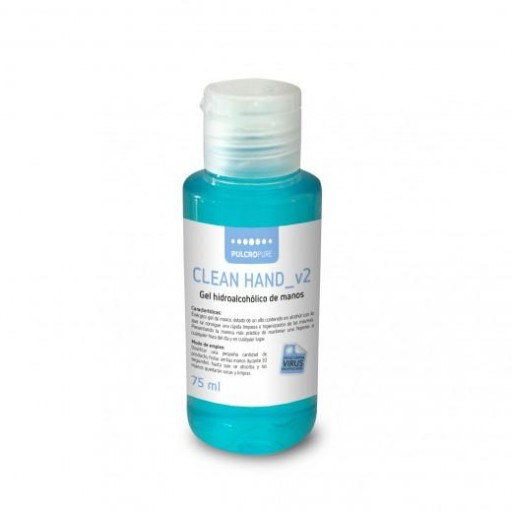 Gel Hidroalcohólico con Aloe 75 mL