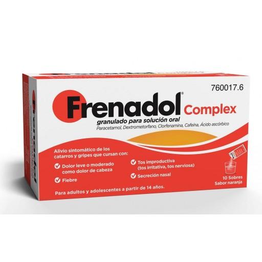 FRENADOL COMPLEX 10 SOBRES [0]