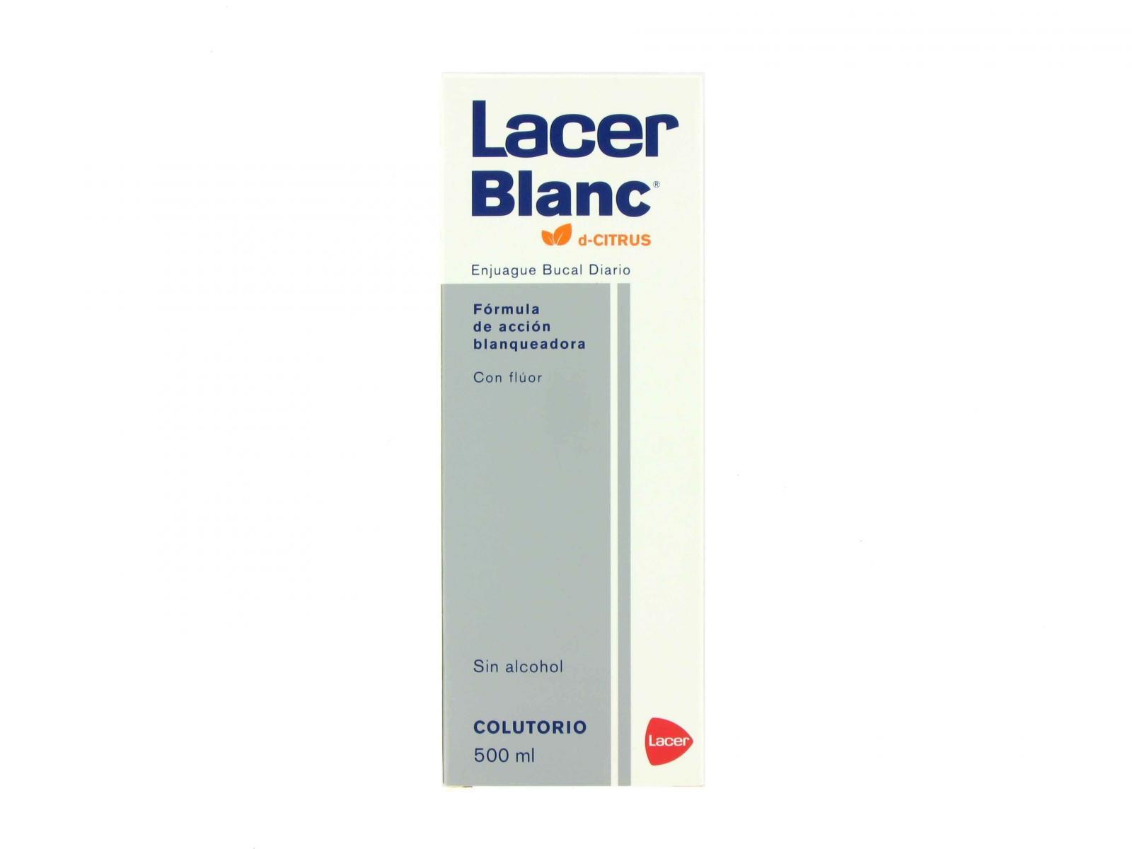 Lacer Blanc Colutorio  500 mL