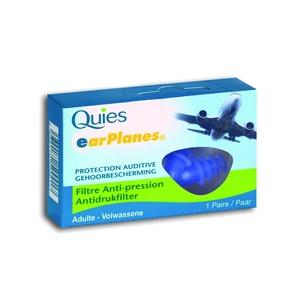 Quies Protección Auditiva Especial Para Avión Talla Adulto