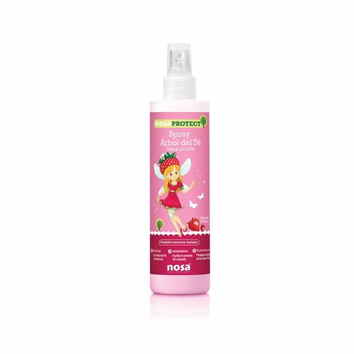 Spray Árbol del Té Fresa 250ml