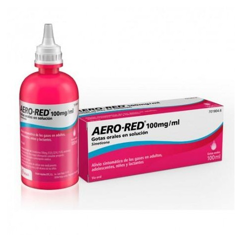 AERO RED 100mg/mL GOTAS ORALES SOLUCION 100 mL