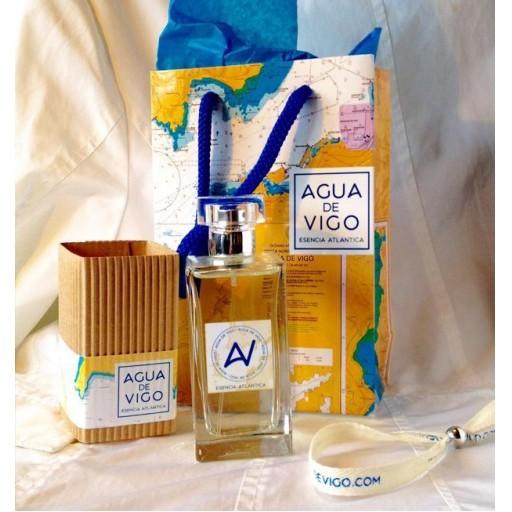 Agua de Vigo. Ocean Fresh.