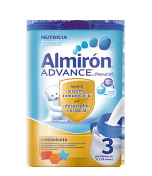 Almiron Advance 3 800 gramos
