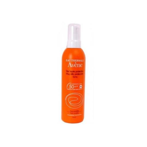 Avene spray solar SPF 50  200 mL [0]