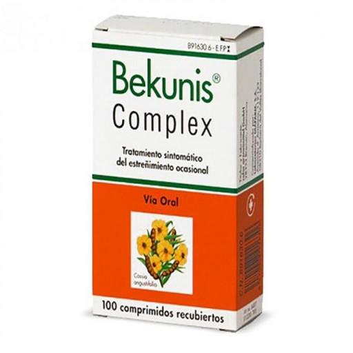 BEKUNIS COMPLEX 100 COMPRIMIDOS GASTRORRESISTENTES