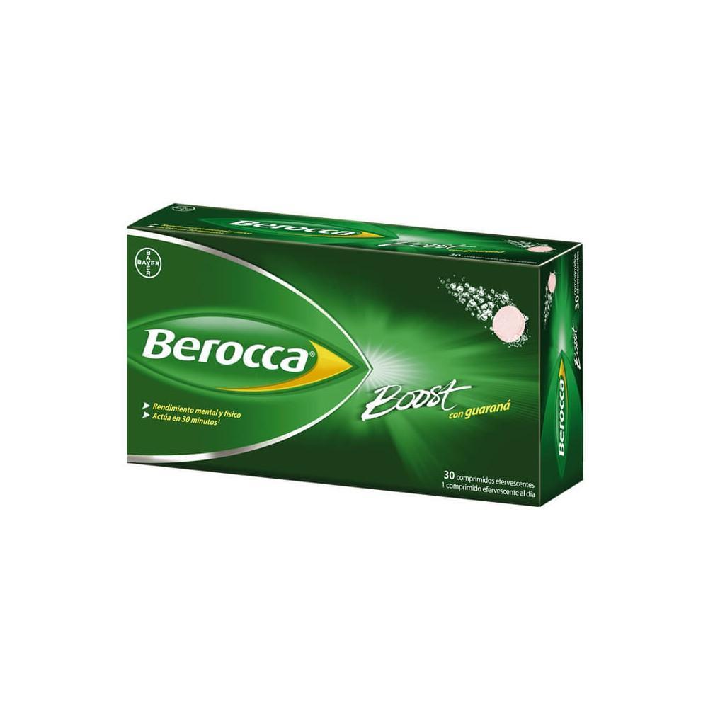 Berocca® Boost 30 comprimidos efervescentes