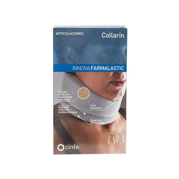 Collarín Cervical Innova Farmalastic (Talla única adultos)