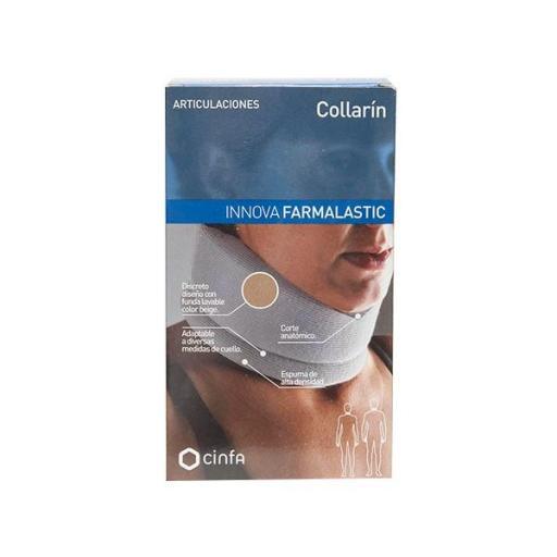 Collarín Cervical Innova Farmalastic (Talla única adultos) [0]