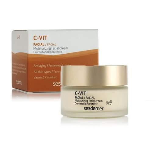 Sesderma C Vit Crema Facial Hidratante 50 mL [0]