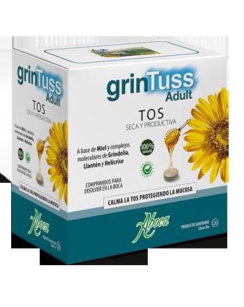 GRINTUSS ADULT 20 COMPRIMIDOS PARA CHUPAR