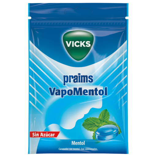VICKS PRAIMS VAPOMENTOL 72GR [0]