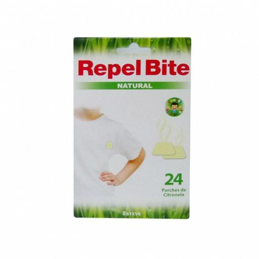 ​Repel Bite Natural 24 Parches
